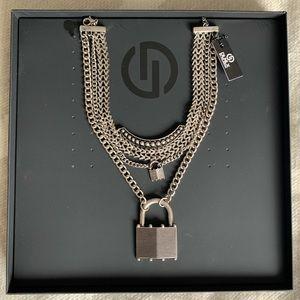 DLNLX DylanLex Lock Necklace NWT 🔒